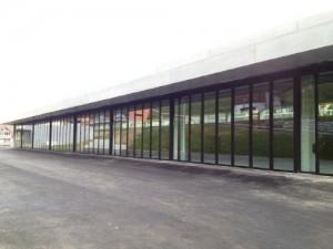 Das neue Depot