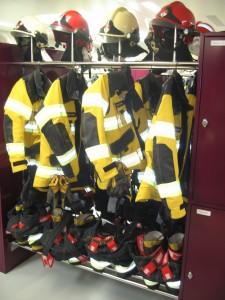 Brandschutz Bekleidung