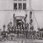 Rettungs-Corps Herisau 1869