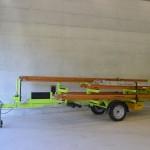 Leiterwagen-Anhänger