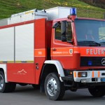 Rüstwagen und Universal-Löschfahrzeug 1996