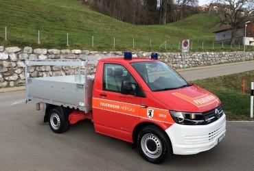 VW-Transporter ersetzt