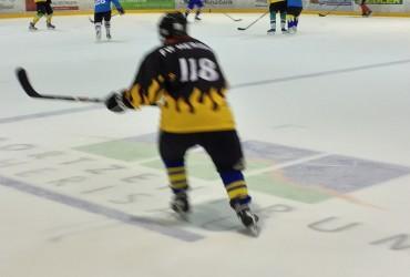 Plausch-Eishockeyspiel FW Herisau –  FW Eschenbach