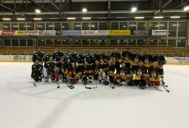 Bericht Plausch-Eishockeyspiel FW Herisau gegen FW Eschenbach vom 5.11.2016