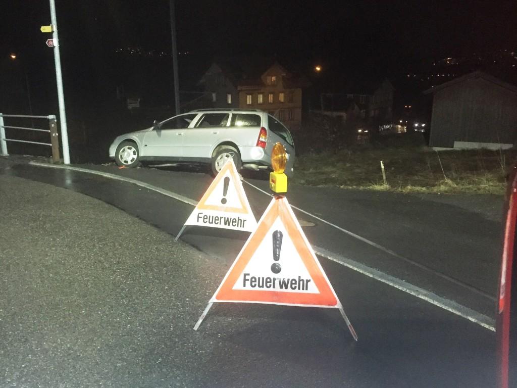 Fahrzeugsicherung