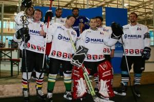 17-Eihockey-Turnier Uzwil