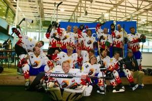 17-Eihockey-Turnier Wil