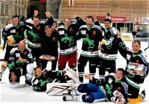 Hockeyteam Feuerwehr Eschenbach