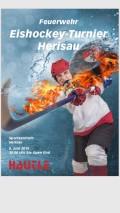 Auslosung 3. Feuerwehr Herisau Eishockey Turnier